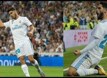 Isco y Asensio, claves en el juego del Madrid.