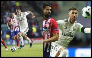 El Madrid se encomienda a Bale en ataque y en Ramos en defensa.
