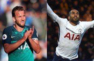 El Tottenham tiene mucho peligro en su delantera.