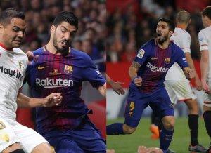 El Barcelona necesita los goles de Suárez.