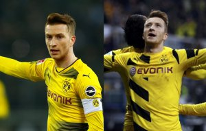 Marco Reus, el estilete del Dortmund.