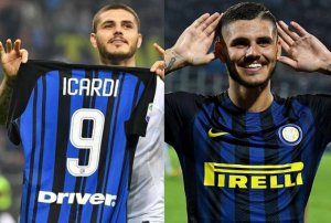 Icardi es la gran amenaza del Inter.