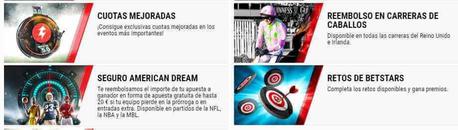 promociones PokerStars Sports