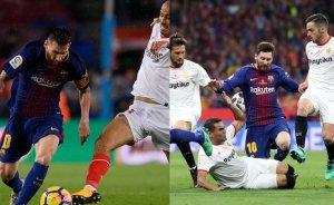 El Sevilla debe frenar a las estrellas culés.