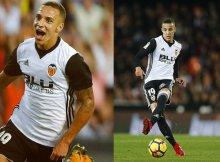 Rodrigo será la gran baza en ataque del Valencia.