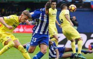 El Villarreal tendrá que superar la presión del Alavés.
