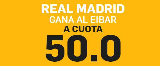 supercuota betfair eibar real madrid