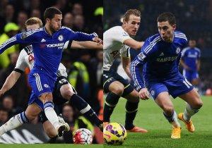 Las esperanzas del Chelsea pasan por Hazard.