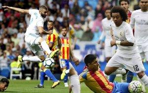 Benzema y Marcelo, claves en el sistema blanco.