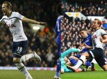 La principal baza de cara al gol del Tottenham es Harry Kane.
