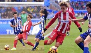 Griezmann es la baza ofensiva del Atlético