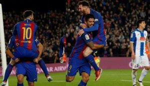 Messi y Suárez, una dupla letal