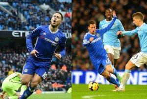 El Chelsea depende de la inspiración de Hazard
