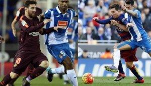 El Español tiene que frenar a Leo Messi