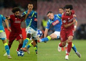 Salah puede ser el hombre clave del partido