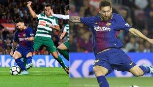 Messi, el gran peligro del Barsa