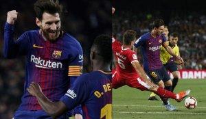 El Barsa tiene dependencia del juego de Messi