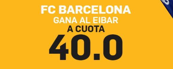 supercuota betfair barcelona eibar 13 enero 2019