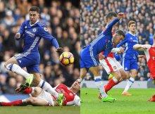 El Chelsea depende del rendimiento de Hazard