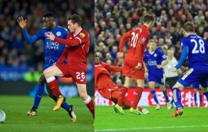 El Leicester tendrá que luchar mucho en el centro del campo