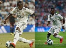 Vinicius es la esperanza del Real Madrid