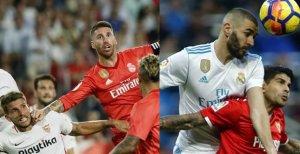 El Sevilla debe vigilar el juego aéreo