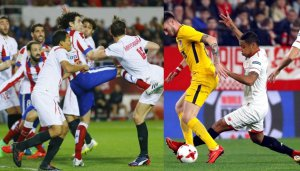 El Sevilla intentará trabar el partido y llevarlo a su terreno.