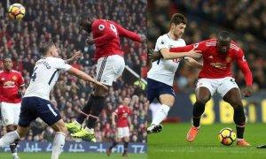 Lukaku, la referencia en ataque del United