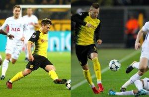 El Dortmund debe dominar el centro del campo