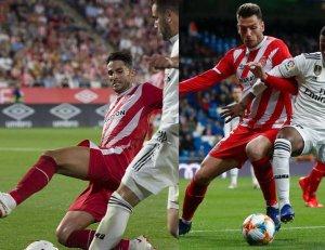 El Girona se juega la vida y debe presionar cada balón