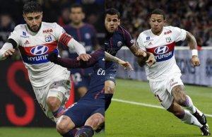 El Lyon suele dominar el centro del campo