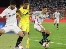 El Sevilla intentará dominar el centro del campo