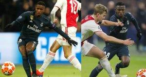El Ajax debe frenar a Vinicius, el mayor peligro blanco
