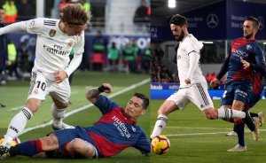 El Huesca debe frenar la creación de juego del Madrid
