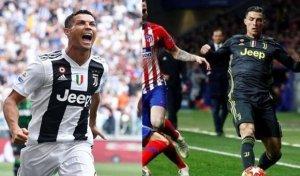 La Juve confía en la efectividad de Ronaldo