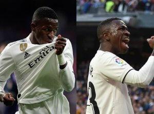 El Madrid echará en falta a Vinicius