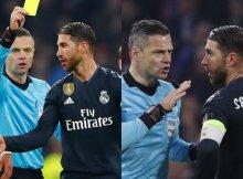El Madrid no podrá contar con Ramos por sanción