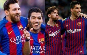 Messi y Suárez, los grandes peligros para el Olympique