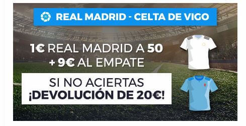 supercuota paston real madrid-celta vigo