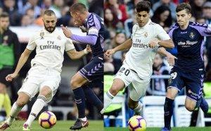 El equipo local debe frenar a las estrellas del Madrid