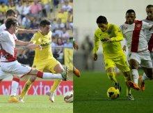 El Villarreal tendrá que llevar el peso del partido