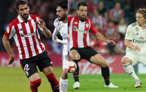 El Athletic debe pelear en medio campo