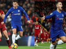 Hazard puede ser decisivo en el partido