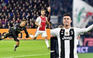 Ronaldo, la referencia de la Juve en ataque