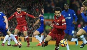 Salah es la referencia del Liverpool en ataque