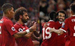 El tridente del Liverpool es temible