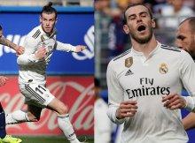 Bale puede jugar uno de sus últimos partidos en el Bernabéu