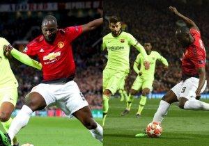 Lukaku será la referencia arriba del United