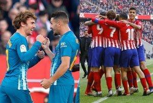 El Atlético quiere terminar la temporada en casa con una victoria