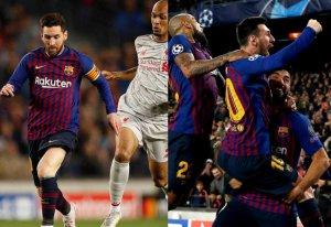 El Barsa se encomienda al astro argentino Messi